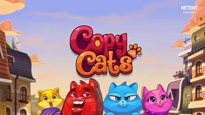 Copy Cats fra NetEntertainment