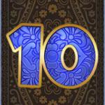 Grim Muerto - symbol 10