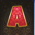 Grim Muerto - symbol A