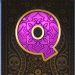 Grim Muerto - symbol Q