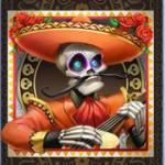 Grim Muerto - symbol guitar