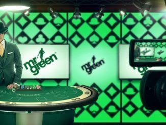 Mr Green Livecasino